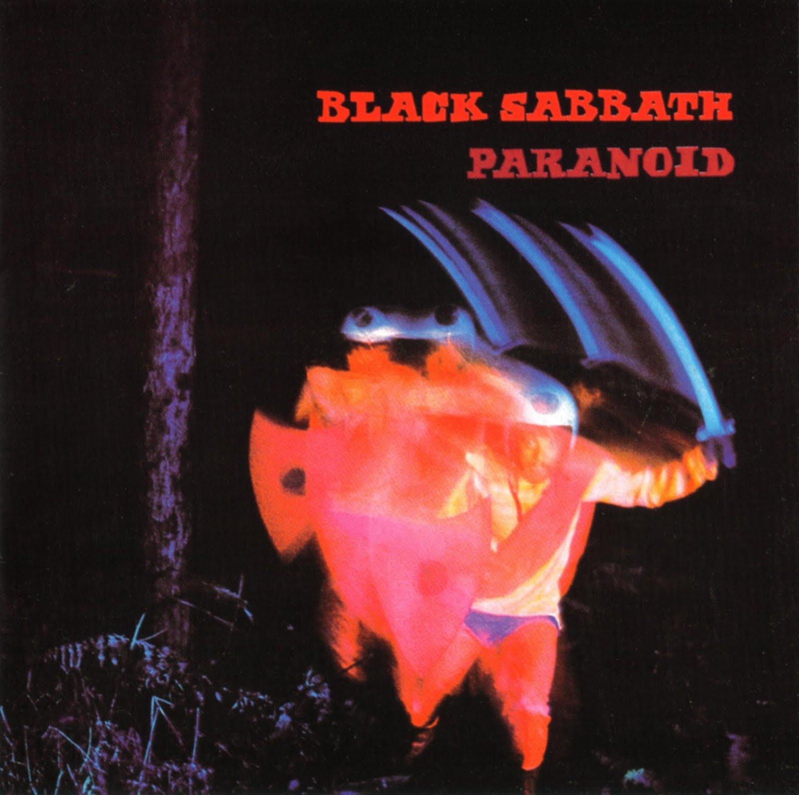 185. Black Sabbath – Paranoid