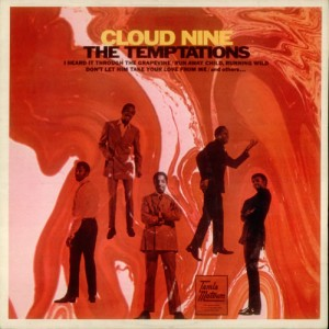 159. The Temptations – Cloud Nine