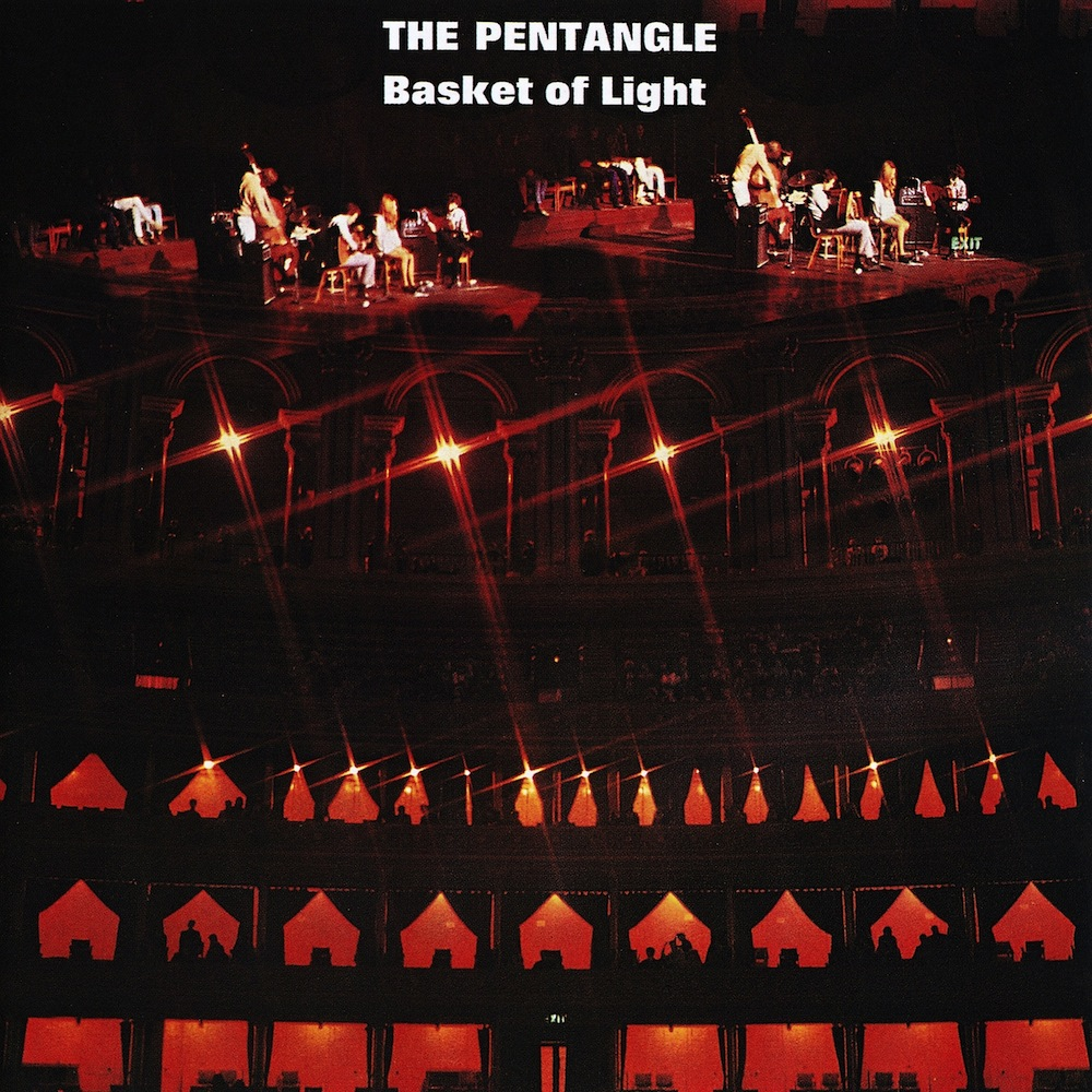 148. The Pentangle – Basket of LIght