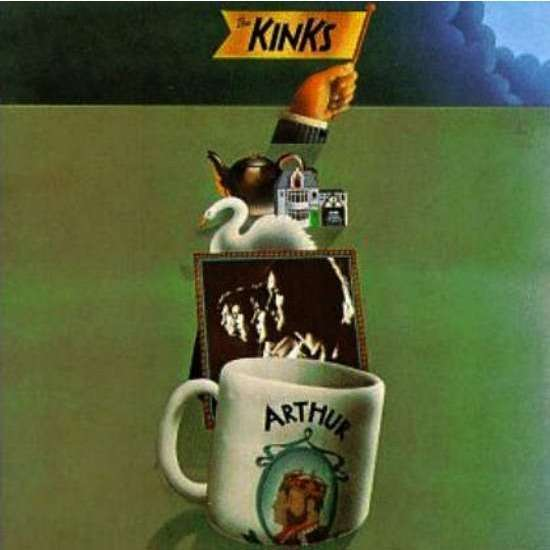 The Kinks - Arthur Artwork
