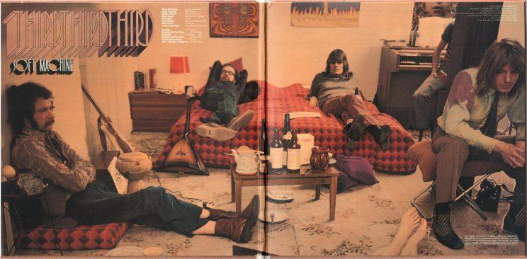 Soft Machine - Third (inner cover)